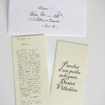 Lettres d'un poilu