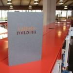 Livret sérigraphié consacré à Valérie Rouzeau