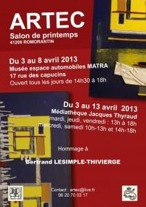 ARTEC 2013